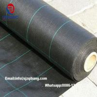Buy cheap Weed Barrier Around Fruit Trees PP Woven Weed Mat for Supress Weeds from wholesalers