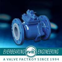 China ANSI Cast Iron Ball Valve , A126B Material Ball Valve With 125LB on sale