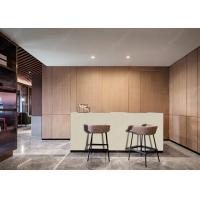 China Solid Surface Quartz Kitchen Tiles Environmental Friendly Building Materials on sale