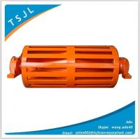 Wholesale Material handling equipment parts spiral slag discharge conveyor pulley from china suppliers