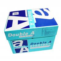 Wholesale Highest Super White 70 80 GSM Double A A4 Paper Copy Paper from china suppliers