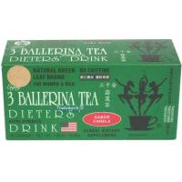 China Effective Slimming Tea Coffee 3 Ballerina Tea Dieters Drink For Weight Loss on sale