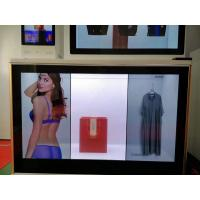 Wholesale BARCOLED Transparent Lcd Wall Display Screen 6 Point Infrared Touch Panel With Scrolling Marquee from china suppliers