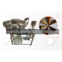 Wholesale high quality ice cream cone making machine|automatic rolled sugar cone machine from china suppliers