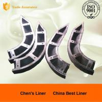 Wholesale Pearlitic Cr-Mo Alloy Steel Mill Liners High Stability Noise Reduction from china suppliers