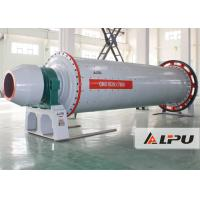 Quality 15-28 t / h Industrial Ball Grinding Mill in Cement Silicate / Building Material for sale