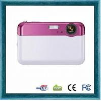 China Digital Camera with Built-in Lithium Battery on sale