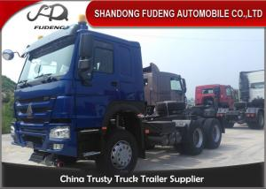 Wholesale Hydraulic Steering LHD 371HP HW19710 Tractor Head Trucks from china suppliers