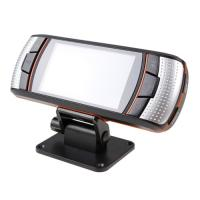 Wholesale High Definition Real Time Dual Camera Box Car DVR , Vehicle Video Recorder With SD Card from china suppliers