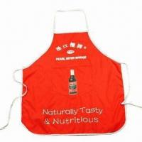 Wholesale Promotional Apron, Customized Colors are Accepted from china suppliers