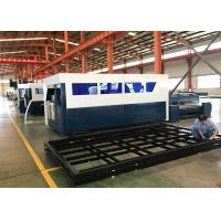 Wholesale 4kw CNC Fiber Laser Cutting Machine For Metal Carfts & Decoration from china suppliers