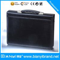 Wholesale HOT selling A4 PU leather portfolio&briefcases from china suppliers