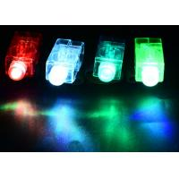 China Gift Flashing Light Up Toys Flashing Finger Lights For Parties And Events on sale