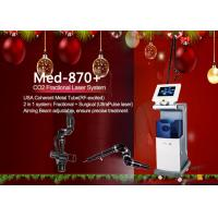 Wholesale High Efficienty RF Tube Co2 Fractional Laser for Skin Rejuvenation and Wrinkle Removal from china suppliers
