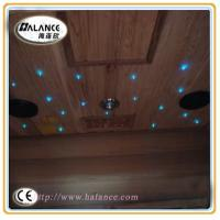 Wholesale DIY Fiber optic Sauna room lighting Kits with solid end glow fiber from china suppliers