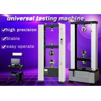 Wholesale High Grade Tension Testing Machine Ultimate Tensile Auto Stop At Break from china suppliers