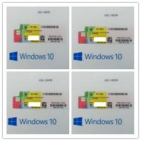 Wholesale  10 Professional Product Key Sticker For OEM Software Online Activation from china suppliers