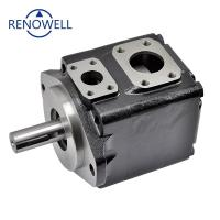 Wholesale Rotary Pin Type Hydraulic Oil Pump , Denison Vane Pumps T6C T6D T6E from china suppliers