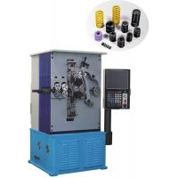Coiling Spring Machine Low Noise , Spring Maker Machine With High Output