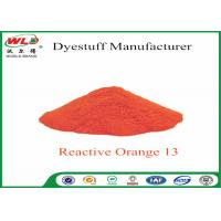 Wholesale Powder Fiber Reactive Dye And Rayon Reactive Orange P-2R 100% Strength from china suppliers