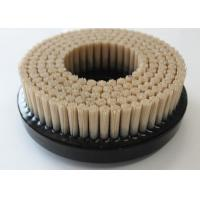 Wholesale Flat Surface CNC Deburring Brushes 120 Grit Aluminum Oxide Bristle Material from china suppliers