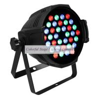 Wholesale 36x3W RGB LED Par Stage Lighting from china suppliers