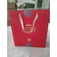Wholesale Eco Friendly Custom Printed Paper Bags With Gloss Lamination Finishing from china suppliers