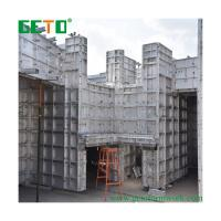 China Hot Sale Construction Building Materials Aluminium Alloy Adjustable Column Formwork System Malaysia/formwork aluminum on sale