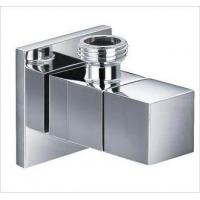 Wholesale Bathroom Accessory Sets , Leak Resistance Square  Wall Mounted Angle Taps from china suppliers