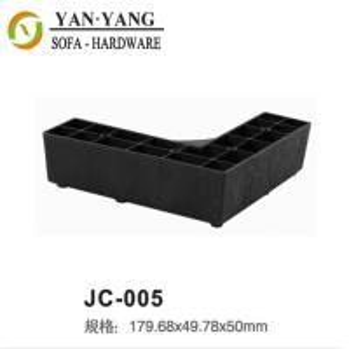 Decorative Plastic Sofa Feet Fancy Plastic Corner Furniture Feet Jc 005 Of Item 105113133