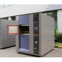 China CE Mark High and Low Temperature 3-Zone Thermal Shock Testing Chamber on sale