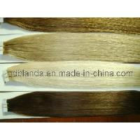 Human Hair Skin Weft (mo 25) for sale