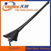 Wholesale roof or rear deck mount fiber mast car antenna/ passive car am fm radio antenna TLD1371 from china suppliers