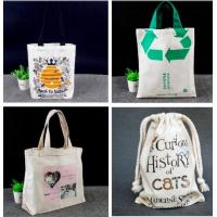 Wholesale natural 100% cotton canvas tote bags print womens large canvas tote shopping bag,Promotional Cotton Custom Printed Canva from china suppliers