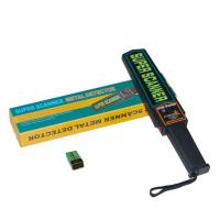 Wholesale MD-3003B1 LED High Sensitivity Consumption Handheld Metal Detector for Security Industry from china suppliers