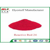 Wholesale ISO9001 Clothes Color Dye Natural Clothing Dye C I Red 24 Reactive Red P-2B from china suppliers