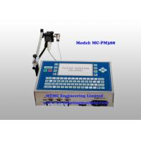 Buy cheap Barcode QR Code Printing Machine 200dpi Resolution For Date / Time , 18 Mm Printing Height from Wholesalers