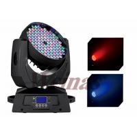 Wholesale 3w 108pcs RGBW Led Wash Moving Head Light For Stage Moving Heads Light Led Light from china suppliers