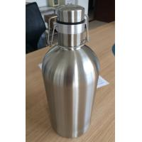 2L mini Growler keg with double wall thermol