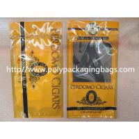 Wholesale Personalized Plastic Cigarettes Cigar Humidor Bags/Classic Cigar Humidor Bags With Humidifed System To Keep Cigars Fresh from china suppliers