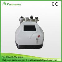 Wholesale 4 Heads portable ultrasonic 40K cavitation RF vaccum slimming machine from china suppliers