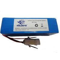 Wholesale 24V 10ah Electric scooter Battery LiFePO4 battery from china suppliers