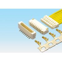 Wholesale SMD 0.8mm Pitch Electronic Wire Connectors , 2 - 20 Pin PCB Connectors Wire To Board from china suppliers