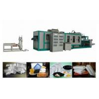 Wholesale High Speed Plastic Foam Food Container Machine Omron Servo Control System from china suppliers