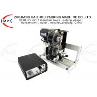 Wholesale Semi Automatic Ribbon Printing Machine For Printing Paper Label Date from china suppliers