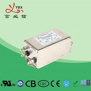 Wholesale Yanbixin 1A 120VAC Power Line Filters Single Phase For High Interference Environment from china suppliers