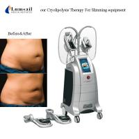 Wholesale 4D Body Slimming Machine Freezing Fat 360 Surround Cooling 4 Handles Cryolipolysis from china suppliers