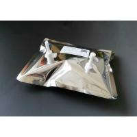 New DEVEX multi-layer foil air/gas sample bags with PTFE valve+PTFE fitting silicone septum and syringe sampling (1L)