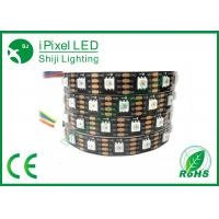 Wholesale RGB Addressable waterproof APA102 LED Strip Full Color With Silicon Tube from china suppliers