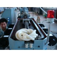Wholesale Single Wall PVC Pipe Production Line , Plastic Pipe Extrusion Machine from china suppliers